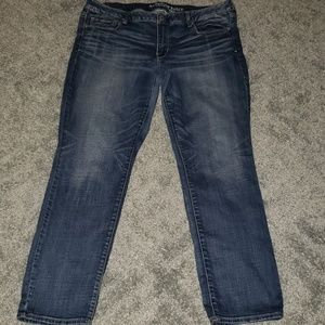 American Eagle Jeans Skinny Super Stretch